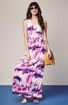 FELICITY & COCO 'Nina' Print Jersey Maxi Dress (Regular & Petite) (Nordstrom Exclusive) | Nordstrom
