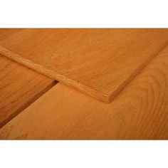Plywood Siding Panel T1-11 4 IN OC (Nominal: 19/32 in. x 4 ft. x 8 ft.; Actual: 0.563 in. x 48 in. x 96 in.)-177189 - The Home Depot Cedar Shingle Siding, Cedar Shingles, Exterior Siding, Plywood Siding, Vinyl Siding, Cedar Stain, Types Of Siding, White Shiplap Wall, Oil Based Stain