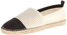 Rebecca Minkoff Womens Gavin Too Espadrille FlatNaturalBlack10 US10 M US * You can find out more details at the link of the image. (It is an affiliate link and I receive commission through sales)