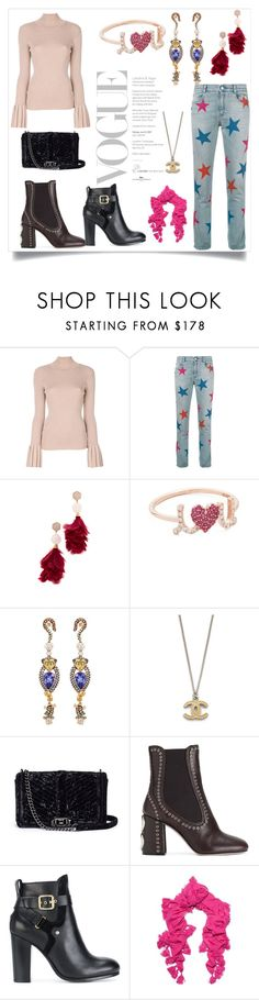 """""""set sale alert"""" by kristeen9 on Polyvore featuring Carven, STELLA McCARTNEY, Tory Burch, Sydney Evan, Wendy Yue, Rebecca Minkoff, Miu Miu, Tommy Hilfiger and Autumn Cashmere"""