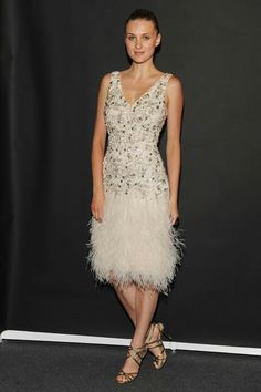 Perfect dress for the dance. Amanda Wakely