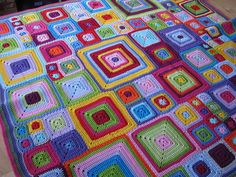 Love the Babette blanket.  One day I will make one.
