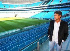 INFORMATIVO GERAL: Renato Gaúcho confirmado Novo Treinador do Grêmio