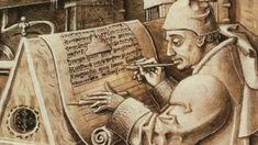 In de Middeleeuwen was het schrijven van boeken monnikenwerk. Boeken schrijven kostte heel veel werk en daarom is in de 17 eeuw de drukpers uitgevonden, daardoor kwamen er sneller boeken en gingen mensen meer lezen. In de boeken werden vaak theorieen en ideen van wetenschappers geschreven en door de drukpers konden de boeken sneller gedrukt en verspreid worden en kon de wetenschappelijke revolutie veel mensen bereiken.