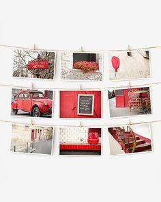 CLEARANCE Paris Postcard Set Paris by TheParisPrintShop on Etsy