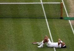 The Master: Roger Federer wins seventh Wimbledon