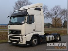 Used Tractor unit VOLVO FH 13.460 for sale!