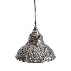 Assoul Aluminium Moroccan Pendant Light - Pendants - Ceiling Lights