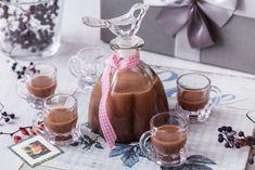 NOVOROČNÍ NUGÁTOVÝ LIKÉR Christmas Sweets, Xmas, Korn, Whisky, Coffee Maker, Beverages, Kitchen Appliances, Cooking, Breakfast
