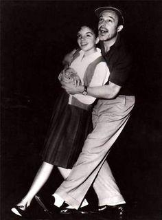 Gene Kelly and Liza Minnelli