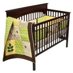 $84.99  Tiddliwinks Bee Meadow 3pc Baby Bedding Set