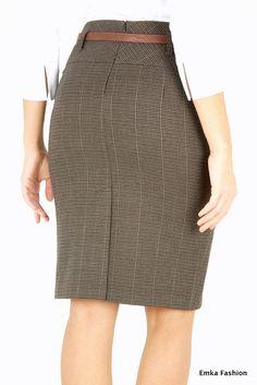 интернет-магазин юбок African Fashion Skirts, Skirt Fashion, Fashion Dresses, Model Rok, Pencil Skirt Outfits, Work Suits, African Design, Formal Wear, Pretty Dresses