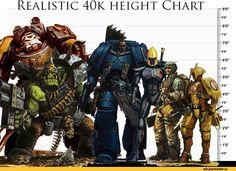 ^п1иифппТ.тпии1Л,п1п,лпфПТт, ТПТТТТТТТуТТТТТТТТТТ,warhammer 40000,фэндомы,Imperium,eldar,orks,tau empire,Imperial Guard,height chart,Guardians,Fire warrior