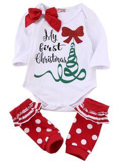 Cool Christmas Dresses >> Click to Buy << 2 pcs. Christmas Set Newborn Infant Girls Whisker... Check more at http://24myshop.ga/fashion/christmas-dresses-click-to-buy-2-pcs-christmas-set-newborn-infant-girls-whisker/