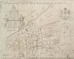 Bradford map NYC