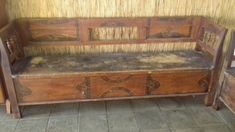 Starý nábytok - 1 Hope Chest, Storage Chest, Bench, Furniture, Home Decor, Homemade Home Decor, Benches, Home Furnishings, Desk