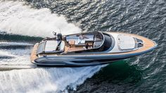 Rivale 56 Open Yacht