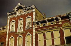 Forgotten???? ........Abandoned downtown in Ohio (by Equinox27)