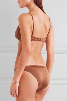 Melissa Odabash - Bali Bikini Top - Bronze - UK10