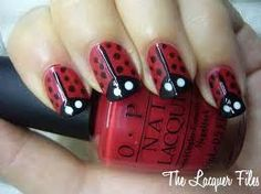 Google Image Result for http://i904.photobucket.com/albums/ac245/TheLacquerFiles/Nails/Ladybug.jpg