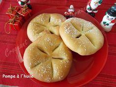 Pompes à l'huile - un dessert de Noël incontournable