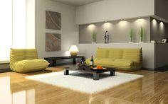 nichos decorativos en drywall - Buscar con Google