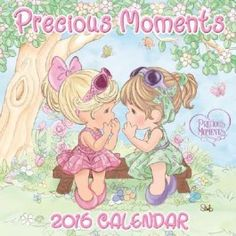 2016 Illustrated Wall Calendar - Best Sellers - Precious Moments