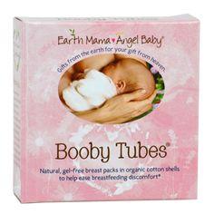 Earth Mama Angel Baby Boobie Tubes