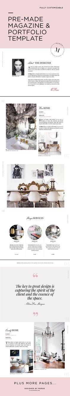 49 best interior design resume and portfolio ideas images page