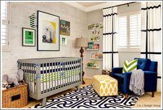 Baby Boy Nursery Themes - Need ideas for your little prince?