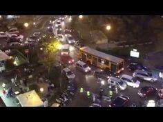 Vomero: notte...in bianco 2014. Traffico e caos ai varchi