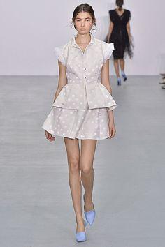 London Fashion Week - Emilio de la Morena