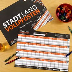 Stadt Land Vollpfosten – Stadt Land Fluss reissued – Original gifts for men who already have everything Original Gifts, Town And Country, Goods And Services, Really Cool Stuff, Fancy, The Originals, Boyfriend, Camping, Humor
