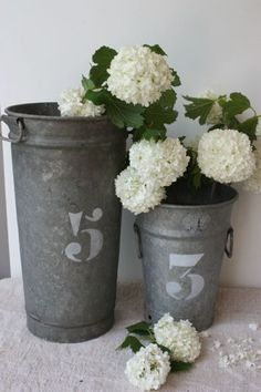 Buckets - that's what I would name my flower shop