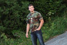 """Klasické vojenské krátke tričko """"Classic Army"""" od výrobcu Helikon-Tex. http://www.armyoriginal.sk/1731/39773/kratke-maskacove-tricko-us-woodland-helikon.html"""