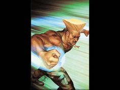 Street Fighter: Guile's Theme - my favourite SFII character.