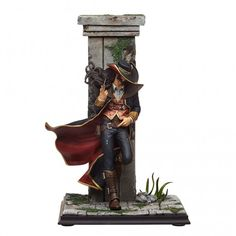 Riot Games Merch | Twisted Fate Statue - Statues - Collectibles