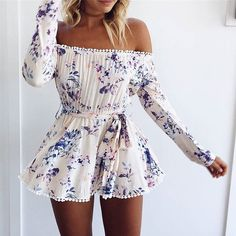 Ummm you absolutely NEED this!  Love Song playsuit  Shop NOW --> www.muraboutique.com.au #muraboutique