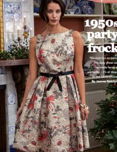 Free dress patterns picture