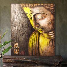 African Art Paintings, Modern Art Paintings, Buda Painting, Buddha Artwork, Buddhist Art, Mural Art, Texture Painting, Acrylic Art, Painting Art