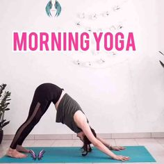 15 min Morning Yoga Flow 15 min energizing morning yoga routine | Whole body yoga workout | Yoga with Uliana | Beginner Yoga | Yoga for beginners<br> Yoga Videos For Beginners, Videos Yoga, Yoga Routine For Beginners, Yoga Workout Videos, Beginner Yoga Sequences, Beginner Yoga Video, Yoga For Complete Beginners, Morning Yoga Sequences, Yoga Sequence For Beginners