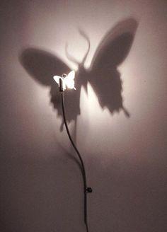 Paul Villinski - Butterfly Lamp. 2001