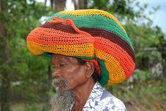 Septon (Coverd Locks)   Photo shot in Jamaica West Indies Vi…   Flickr Jamaica West Indies, Rastafarian Culture, Jah Rastafari, Locks, Crochet Hats, Photoshoot, Woman, Craft, People