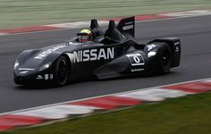 Future shape of race cars. Sports Car Racing, Road Racing, Auto Racing, Nissan, Weird Cars, Cool Cars, Le Mans, Cheap Sports Cars, Delta Wing
