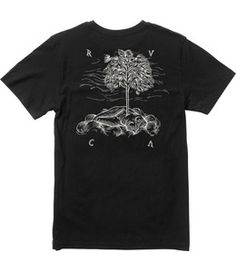 RVCA TEES NEWBORN T-SHIRT