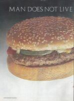 McDonalds Quarter-Pounder 1974 Ad via White Castle Hamburgers, Richard And Maurice Mcdonald, International House Of Pancakes, Mcdonalds Fast Food, Southwest Salad, Kentucky Fried, Fast Food Chains, Fast Food Restaurant