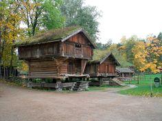 Telemarkstunet Norsk Folkemuseum 0 - Norsk Folkemuseum - Wikipedia