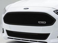 2013 2014 Fusion Mesh Grille Grill Upper Class Series Black by T-Rex 51532 52531 & 2013 ford fusion hybrid black rims - Google Search | New car 2017 ... markmcfarlin.com