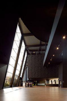 Museo Balenciaga. Getaria. © Inaki Caperochipi Photography