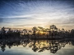 Lake in Hällefors - Sweden